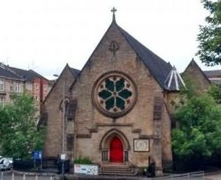 Photo of St Silas church